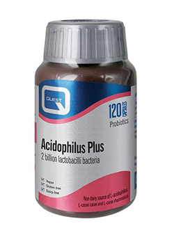 Quest Acidophilus Plus Probiotic 120 Capsules