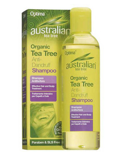 Optima Australian Tea Tree Shampoo Anti-Dandruff 250ml