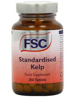FSC Standardised Kelp 250 Tablets