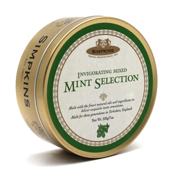 Simpkins Classic Mixed Mint Selection Travel Sweets 200g Tin
