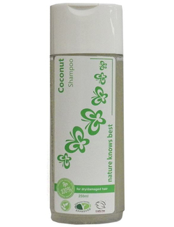 Nature Knows Best Coconut Shampoo 250ml