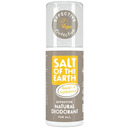 Salt of the Earth Amber & Sandalwood Natural Deodorant Spray 100ml