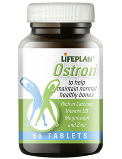 Lifeplan Ostron for Strong Bones 60 tablets