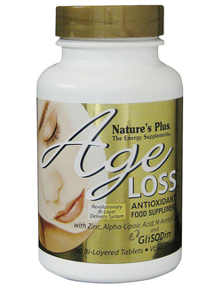 Natures Plus Age Loss Antioxidant Supplement 60 Tabs