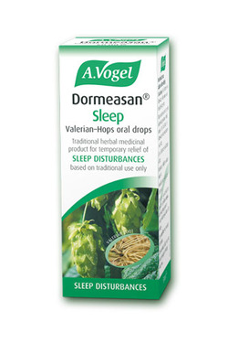 A.Vogel Dormeasan SLEEP Valerian-Hops Oral Drops 50ml