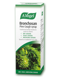 A.Vogel Bronchosan Pine Cough Syrup 100ml