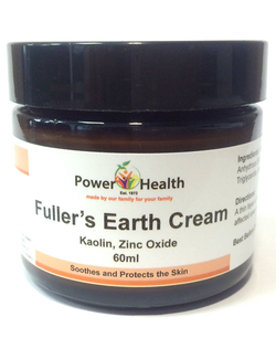 Power Health Fullers Earth Cream 60ml