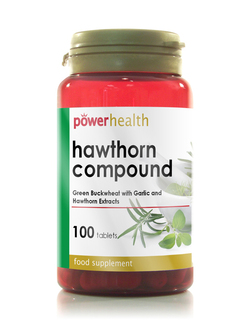 Power Health Hawthorn Compound 100 Tablets
