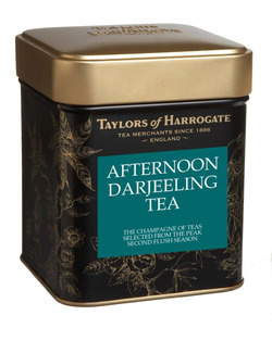 Taylors of Harrogate Afternoon Darjeeling Leaf Tea Caddy 125g