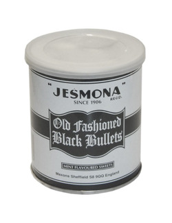 Jesmona Old Fashioned Black Bullets 250g