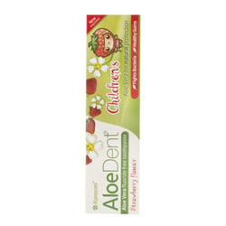 Optima Aloe Dent Toothpaste Childrens 50ml