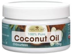 Natures Aid Coconut Oil for hair & scalp 100g
