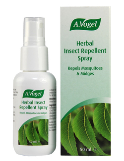 A.Vogel Herbal Insect Repellent with Neem Oil 50ml