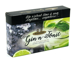 Simpkins Non-Alcoholic Gin and Tonic Flavoured Drops 120g