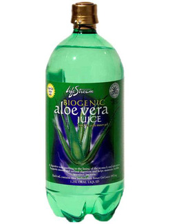 LIFESTREAM Biogenic Aloe Vera Juice 1.25L