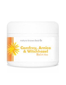 Nature Knows Best (Power Health) Comfrey Arnica Witch Hazel Balm 30ml
