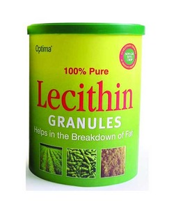 Optima Lecithin Granules 250g