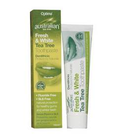 Optima Australian Tea Tea Fresh & White Toothpaste 100ml