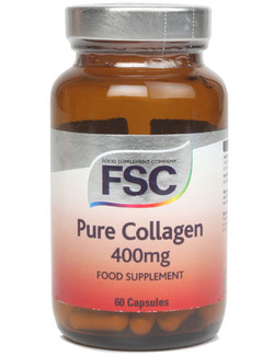 FSC Pure Collagen 400mg 60 Capsules