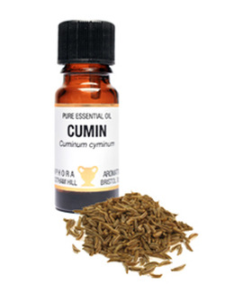 Amphora Aromatics Cumin Essential Oil 10ml
