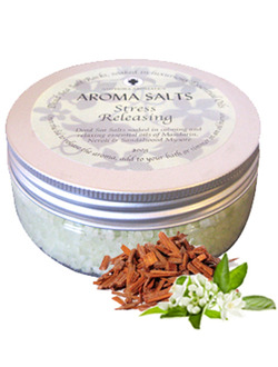 Amphora Aromatics Aroma Salts Stress Relieving 300g