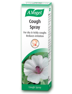 A.Vogel Cough Spray for Dry Tickly Coughs 30ml