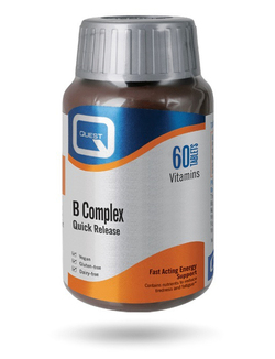 Quest B Complex Quick Release 60 Tablets