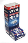 VIVIL Sugar Free Mints 28g Tube