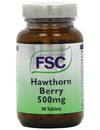 FSC Hawthorn Berry 500mg - 90 Tablets