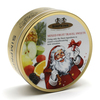 Simpkins Christmas Travel Sweets - Mixed Fruit 200g Santa Tin