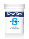 New Era No 8 Mag Phos Mineral Cell Salt 240 Tablets