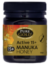 Pure Gold Manuka Honey Active 15+ 250g