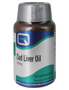 Quest Cod Liver Oil 1000mg - 90 Capsules SHORT DATED