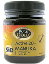 Pure Gold Manuka Honey Active 20+ 250g