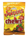 Simpkins Juicees Sugar Free Fruit Chews 75g