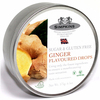 Simpkins Sugar Free Ginger Flavoured Travel Sweets 175g Tin