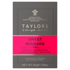 Taylors of Harrogate Sweet Rhubarb Tea 20 Wrapped Tea Bags