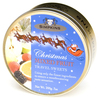 Simpkins Christmas Travel Sweets - Mixed Fruit 200g Reindeer Tin