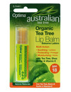 Optima Australian Tea Tree Lip Balm SPF 18