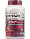 Natures Plus Red Yeast Rice 600mg Extended Release Mini-Tabs - 60 Mini-Tabs