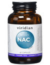Viridian High Potency NAC 60 Capsules