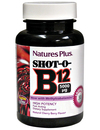 Natures Plus Shot-O-B12 5000ug 30 Lozenges