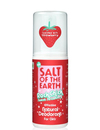Salt of the Earth Rock Chick Sweet Strawberry Natural Deodorant for Girls 100ml Spray