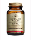 Solgar No-Flush Niacin 500mg 50 Vegicaps