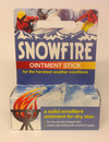 Snowfire Emollient Ointment Stick for dry skin 18g