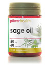 Power Health Sage Oil 50mg 60 Caps