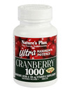 Natures Plus Ultra Cranberry 1000 - 90 Tablets