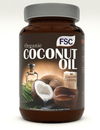 FSC Organic Coconut Oil 1000mg 90 Capsules SHORT DATE