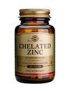 SOLGAR Chelated Zinc 22mg 100 tablets