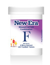 New Era Combination F Mineral Cell Salts 240 Tablets SHORT DATED
